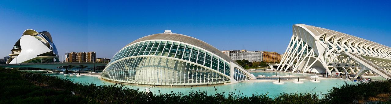 Valencia - ciudad artes ciencias