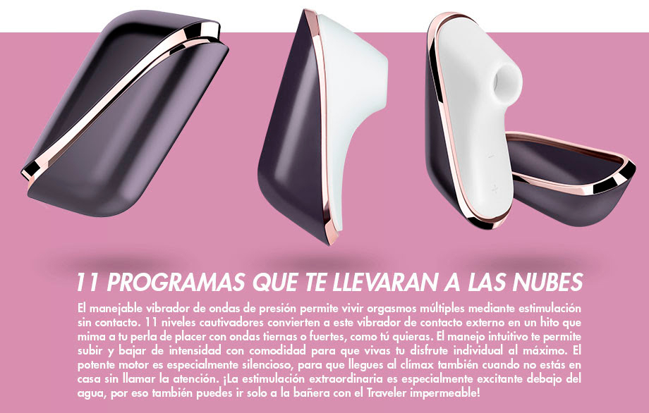 Satisfyer Traveller Oferta
